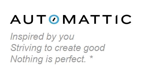 Automattic- The WordPress company