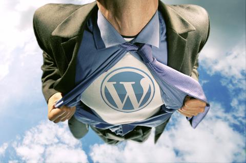Wordpress is Super