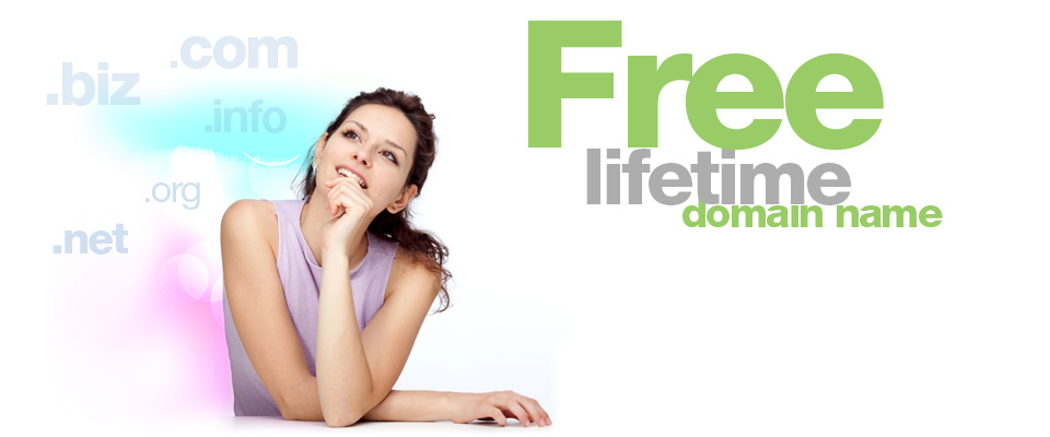 Free Lifetime WordPress Hosting Domain