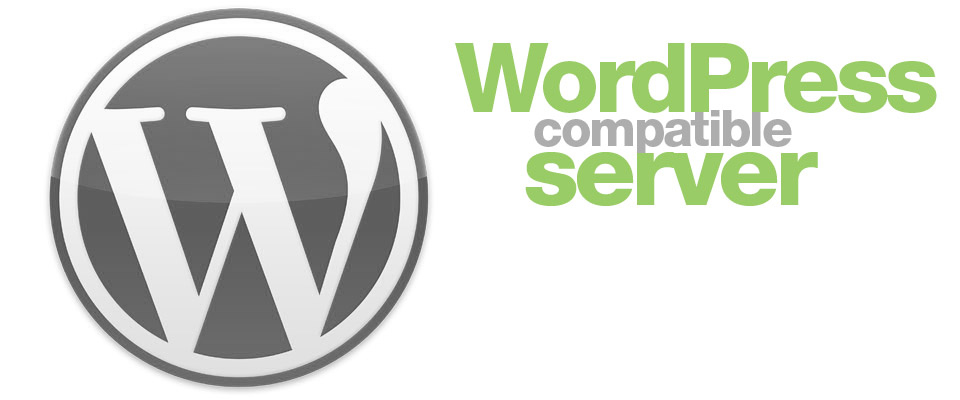 WordPress Hosting Compatible Server
