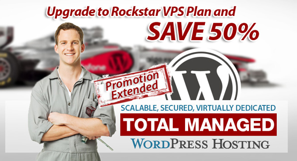 Save 50% VPS Plans on Black Friday by WPWebHost