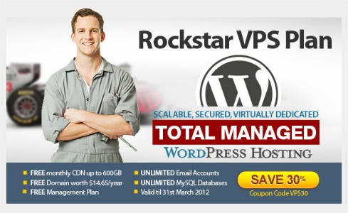 VPS WordPress Hosting by WPWebHost