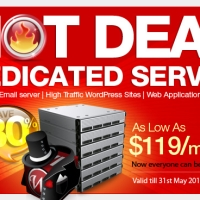 Limited Hot Deal Budget Dedicated Server