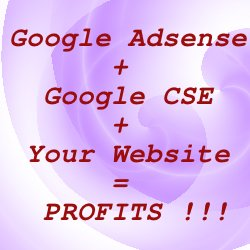 Make more Money with Adsense + Google CSE