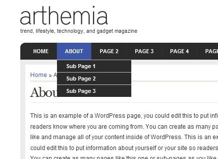 6 Awesome Free Premium WordPress Themes