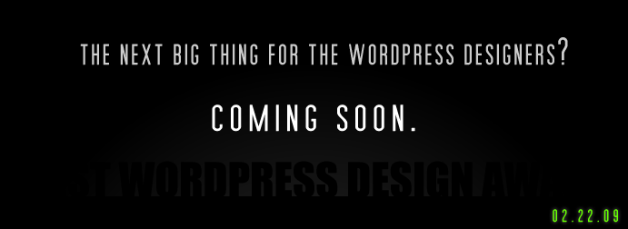 The Next Big Thing For The WordPress Designers