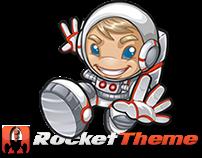 Partnership with Rocket Themes