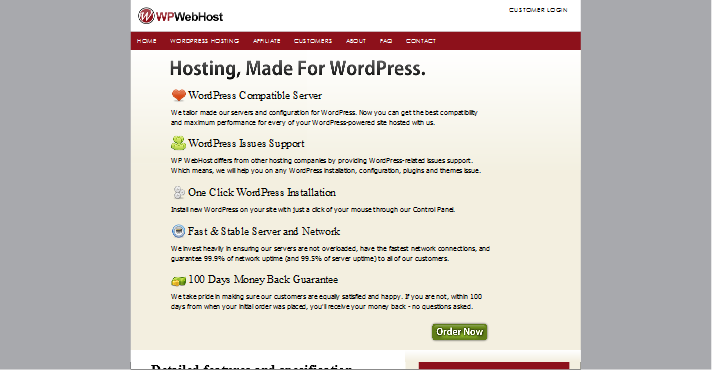 New Website Design: WP WebHost 2.0